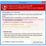 AntiVirus Pro 2017 fake alert sample 3