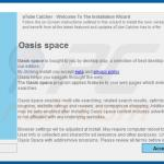 oasis space adware installer sample 2