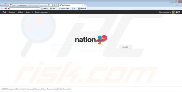 Nation Search