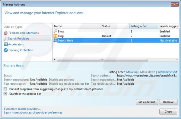Entfernen default-search.net von Windows 7 | Virus …