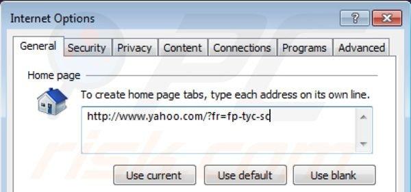 eintrag in suchmaschine yahoo: