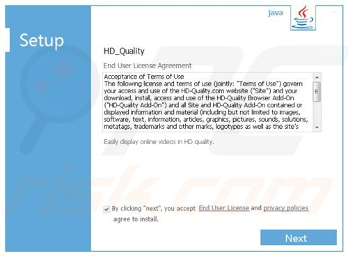 hq-quality adware installer