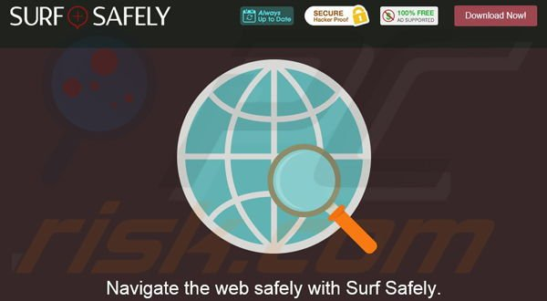 Surf Safely adware