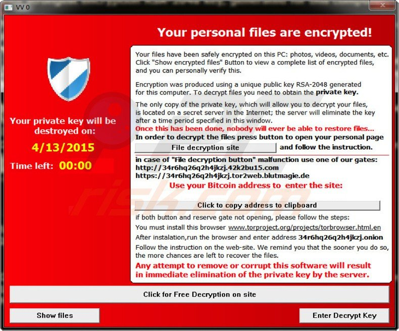 alpha crypt ransomware