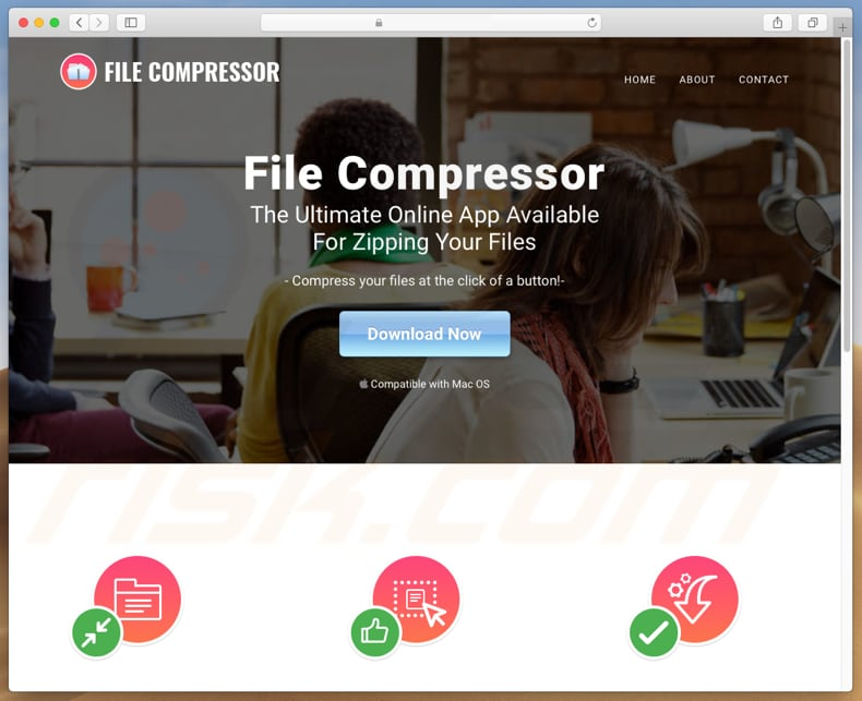 File Compressor Pro unwanted application